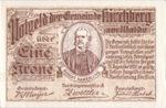 Austria, 1 Krone, FS 440a