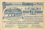 Austria, 20 Krone, FS 440a
