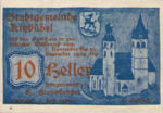 Austria, 10 Heller, FS 449e1