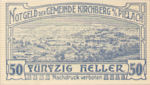 Austria, 50 Heller, FS 442b