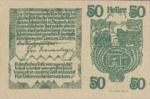 Austria, 50 Heller, FS 443a