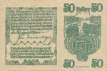 Austria, 50 Heller, FS 443b