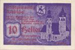Austria, 10 Heller, FS 449f1