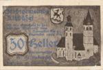 Austria, 50 Heller, FS 449h1