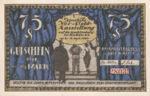 Germany, 75 Pfennig, 669.1c