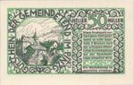 Austria, 50 Heller, FS 511IIa