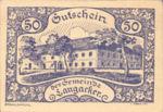 Austria, 50 Heller, FS 500a