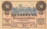 Austria, 10 Heller, FS 507b
