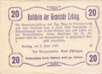 Austria, 20 Heller, FS 508a