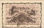 Austria, 50 Heller, FS 509