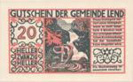 Austria, 20 Heller, FS 511IIb