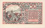 Austria, 50 Heller, FS 511IIb