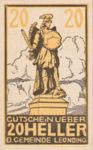 Austria, 20 Heller, FS 513a