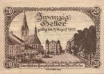 Austria, 20 Heller, FS 514