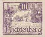 Austria, 10 Heller, FS 518b1