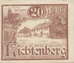 Austria, 20 Heller, FS 518c