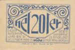 Austria, 20 Heller, FS 559a