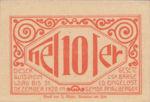 Austria, 10 Heller, FS 559d