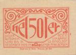 Austria, 50 Heller, FS 559d