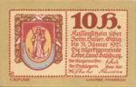 Austria, 10 Heller, FS 560a