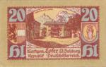 Austria, 20 Heller, FS 560a