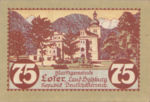 Austria, 75 Heller, FS 560a