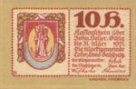Austria, 10 Heller, FS 560b
