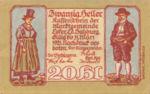 Austria, 20 Heller, FS 560b
