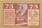 Austria, 75 Heller, FS 560b