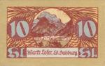 Austria, 10 Heller, FS 560c