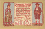 Austria, 20 Heller, FS 560c