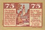 Austria, 75 Heller, FS 560c