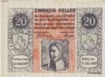 Austria, 20 Heller, FS 563a