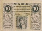 Austria, 10 Heller, FS 563b