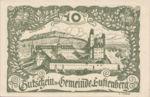 Austria, 10 Heller, FS 570d