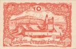 Austria, 10 Heller, FS 570e