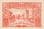 Austria, 50 Heller, FS 570e