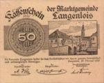 Austria, 50 Heller, FS 501h