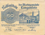 Austria, 50 Heller, FS 501m