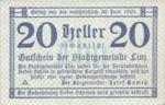 Austria, 20 Heller, FS 529b
