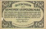 Austria, 10 Heller, FS 516