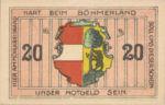 Austria, 20 Heller, FS 516