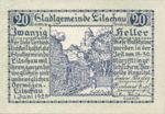 Austria, 20 Heller, FS 558a