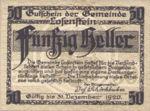 Austria, 50 Heller, FS 566Ia2