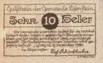 Austria, 10 Heller, FS 566IVa