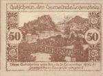 Austria, 50 Heller, FS 566IVa