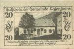 Austria, 20 Heller, FS 566IVb