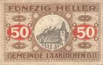 Austria, 50 Heller, FS 494b