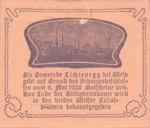 Austria, 10 Heller, FS 520