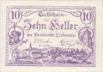 Austria, 10 Heller, FS 521